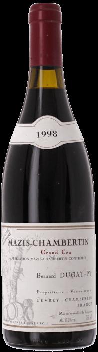 1998 MAZIS CHAMBERTIN Grand Cru Domaine Bernard Dugat-Py, Lea & Sandeman