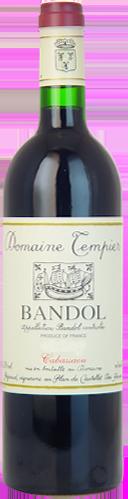 2000 BANDOL Cuvée Cabassaou Domaine Tempier, Lea & Sandeman