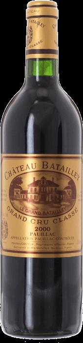 2000 CHÂTEAU BATAILLEY 5ème Cru Classé Pauillac, Lea & Sandeman