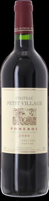 2000 CHÂTEAU PETIT VILLAGE Pomerol, Lea & Sandeman