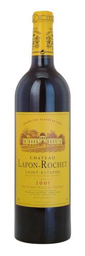 2001-CHÂTEAU-LAFON-ROCHET-4ème-Cru-Classé-Saint-Estèphe