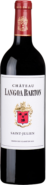 2001 CHÂTEAU LANGOA BARTON 3ème Cru Classé Saint Julien, Lea & Sandeman