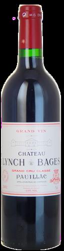 2001-CHÂTEAU-LYNCH-BAGES-5ème-Cru-Classé-Pauillac