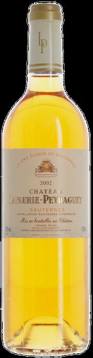 2002 CHÂTEAU LAFAURIE PEYRAGUEY 1er Cru Classé Sauternes, Lea & Sandeman