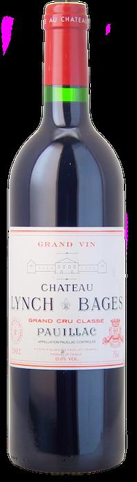 2002 CHÂTEAU LYNCH BAGES 5ème Cru Classé Pauillac, Lea & Sandeman