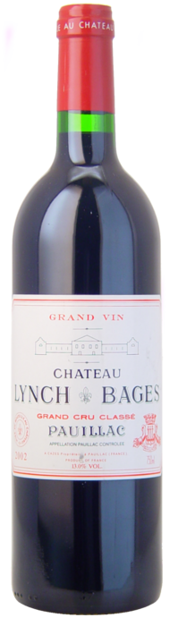 2002-CHÂTEAU-LYNCH-BAGES-5ème-Cru-Classé-Pauillac