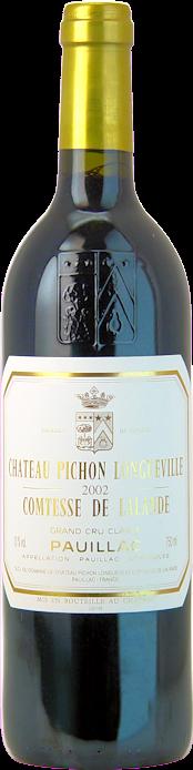 2002 CHÂTEAU PICHON LALANDE 2ème Cru Classé Pauillac, Lea & Sandeman