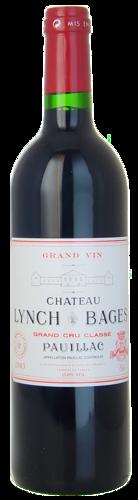 2003-CHÂTEAU-LYNCH-BAGES-5ème-Cru-Classé-Pauillac