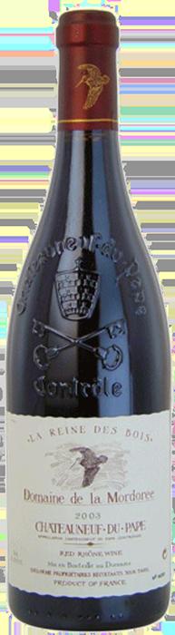 2003 CHÂTEAUNEUF DU PAPE Cuvée de la Reine des Bois Domaine de la Mordorée, Lea & Sandeman