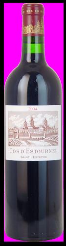 2004-CHÂTEAU-COS-D'ESTOURNEL-2ème-Cru-Classé-Saint-Estèphe