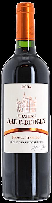 2004 CHÂTEAU HAUT BERGEY Cru Classé Pessac-Léognan, Lea & Sandeman