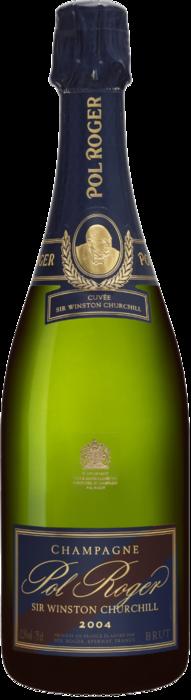 2004 CUVÉE SIR WINSTON CHURCHILL Brut Champagne Pol Roger, Lea & Sandeman