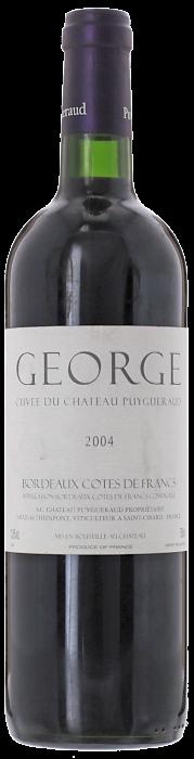 2004 GEORGE Cuvée du Château Puygueraud Francs, Lea & Sandeman