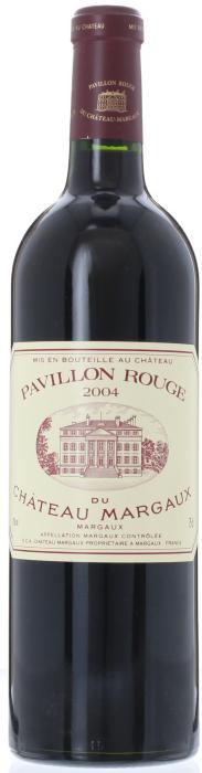 2004 PAVILLON ROUGE du Château Margaux Château Margaux, Lea & Sandeman