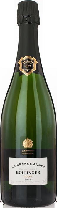 2005 BOLLINGER Grande Année Brut Champagne Bollinger, Lea & Sandeman