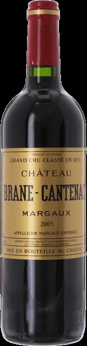 2005 CHÂTEAU BRANE-CANTENAC 2ème Cru Classé Margaux, Lea & Sandeman