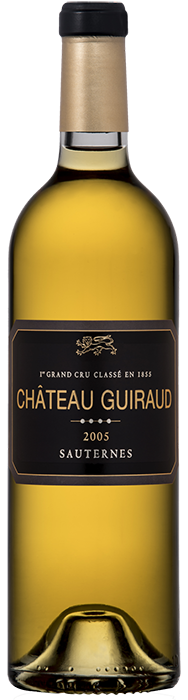 2005 CHÂTEAU GUIRAUD 1er Cru Classé Sauternes, Lea & Sandeman