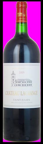 2005-CHÂTEAU-LAGRANGE-3ème-Cru-Classé-Saint-Julien