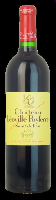 2005-CHÂTEAU-LÉOVILLE-POYFERRÉ-2ème-Cru-Classé-Saint-Julien