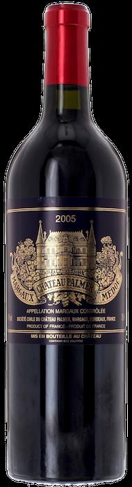 2005 CHÂTEAU PALMER 3ème Cru Classé Margaux, Lea & Sandeman