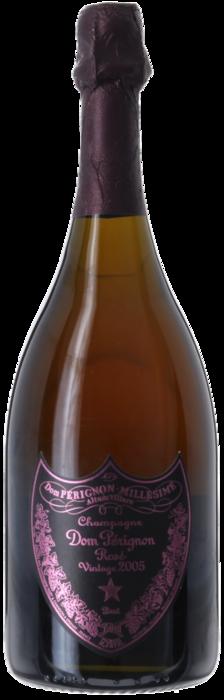 2005 DOM PÉRIGNON ROSÉ  Brut Champagne Moët & Chandon, Lea & Sandeman