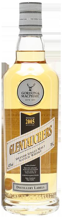 2005 GLENTAUCHERS Speyside Gordon & MacPhail, Lea & Sandeman