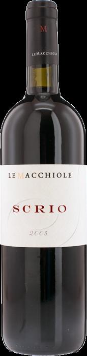 2005 SCRIO Syrah Le Macchiole, Lea & Sandeman