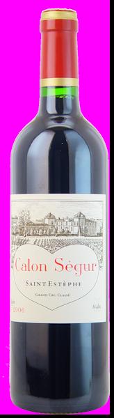 2006-CHÂTEAU-CALON-SÉGUR-3ème-Cru-Classé-Saint-Estèphe