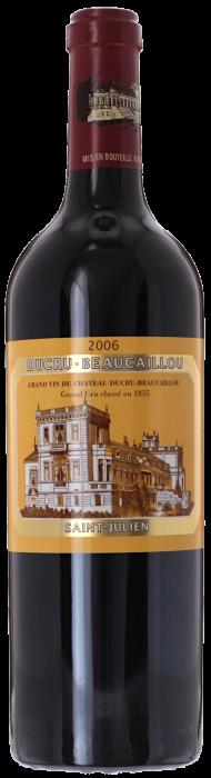 2006 CHÂTEAU DUCRU BEAUCAILLOU 2ème Cru Classé Saint Julien, Lea & Sandeman