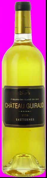 2006-CHÂTEAU-GUIRAUD-1er-Cru-Classé-Sauternes