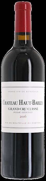 2006 CHÂTEAU HAUT BAILLY Cru Classé Pessac-Léognan, Lea & Sandeman