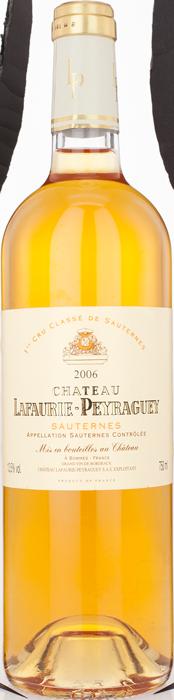 2006 CHÂTEAU LAFAURIE PEYRAGUEY 1er Cru Classé Sauternes, Lea & Sandeman