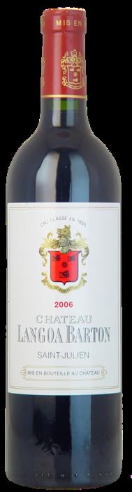 2006-CHÂTEAU-LANGOA-BARTON-3ème-Cru-Classé-Saint-Julien