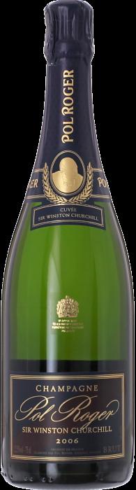 2006 CUVÉE SIR WINSTON CHURCHILL Brut Champagne Pol Roger, Lea & Sandeman
