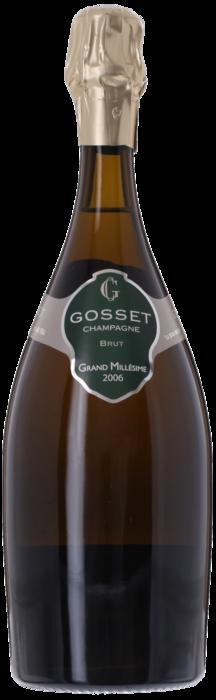 2006 GOSSET Grand Millésime Brut Champagne Gosset, Lea & Sandeman