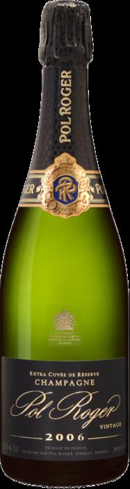2006 POL ROGER Brut Champagne Pol Roger, Lea & Sandeman