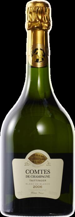 2006 TAITTINGER Comtes de Champagne Brut, Lea & Sandeman