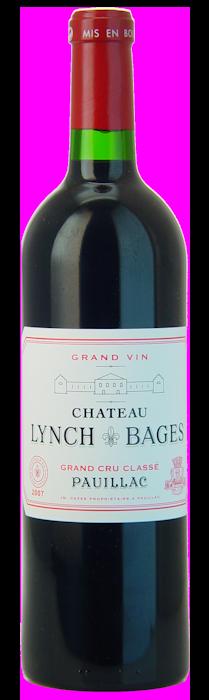 2007-CHÂTEAU-LYNCH-BAGES-5ème-Cru-Classé-Pauillac
