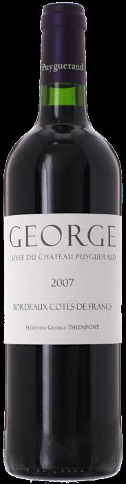 2007 GEORGE Cuvée du Château Puygueraud Francs, Lea & Sandeman