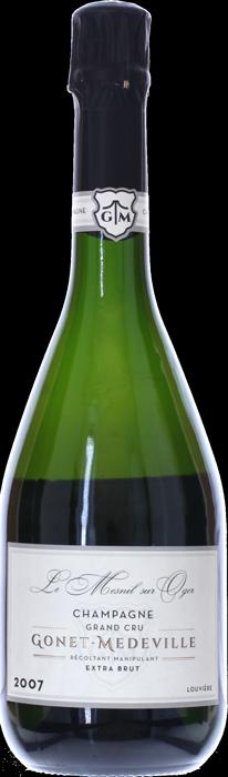 2007 GONET-MÉDEVILLE Louvière Extra Brut Grand Cru Le Mesnil, Lea & Sandeman