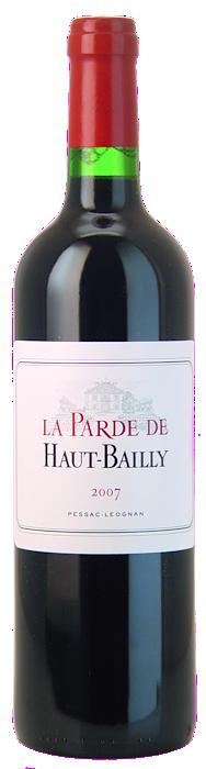 2007-PARDE-DE-HAUT-BAILLY-Pessac-Léognan-Château-Haut-Bailly
