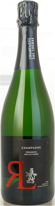 2007 LEGRAS Présidence Vieilles Vignes Brut Grand Cru Chouilly R & L Legras, Lea & Sandeman