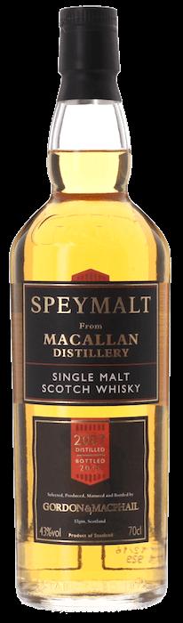 2007 SPEYMALT, MACALLAN  Speyside Gordon & MacPhail, Lea & Sandeman