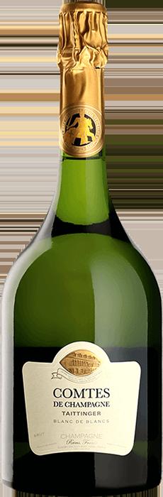 2007 TAITTINGER Comtes de Champagne Brut, Lea & Sandeman