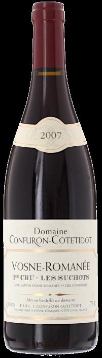 2007 VOSNE ROMANÉE 1er Cru Suchots Domaine J. Confuron Cotetidot, Lea & Sandeman