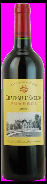2008-CHÂTEAU-L'ENCLOS-Pomerol