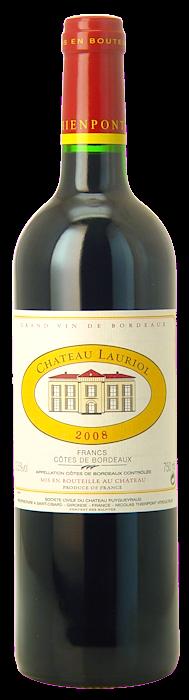 2008-CHÂTEAU-LAURIOL-Côtes-de-Francs