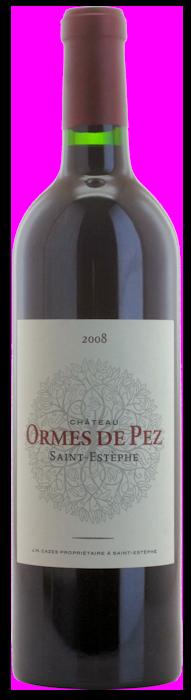 2008-CHÂTEAU-LES-ORMES-DE-PEZ-Cru-Bourgeois-Exceptionnel-Saint-Estèphe