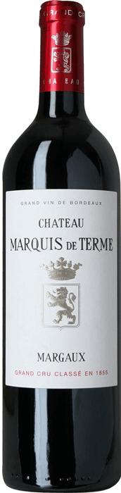 2008 CHÂTEAU MARQUIS DE TERME 4ème Cru Classé Margaux, Lea & Sandeman