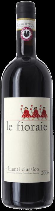 2008 CHIANTI CLASSICO Le Fioraie Piemaggio, Lea & Sandeman